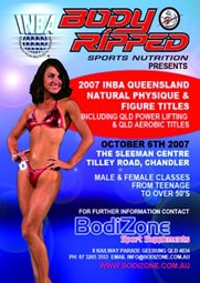 Another BSB Suit appearing on the INBA Magazine Cover